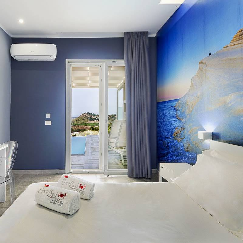Camere Doric Bed Boutique Hotel