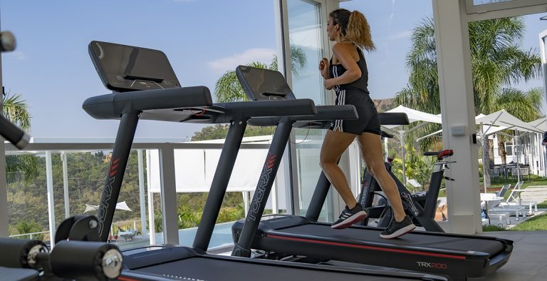 Fitness Doric Bed Boutique Hotel